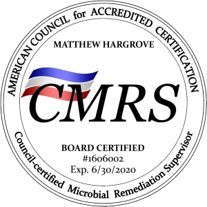 Council-certified Microbial Remediation Supervisor